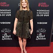 NLD/Amsterdam/20171207 - inloop The Roast of Giel Beelen, Evi Hanssen