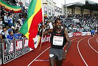 Friidrett , 5. juni 2010 , Bislett Games , Diamond League ,<br /> Jida Imane Merga , ETH winner 5000 m