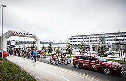 Start during cycling race 5th Grand Prix Adria Mobil, on April 7, 2019, in Cesca vas, Novo mesto, Slovenia. Photo by Vid Ponikvar / Sportida