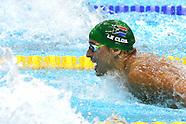 Olympics - Swimming Day 3