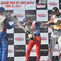 2013 INDYCAR RACING LONG BEACH