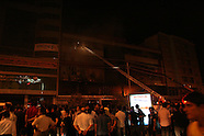 Hotel Fire in Sulaymaniyah