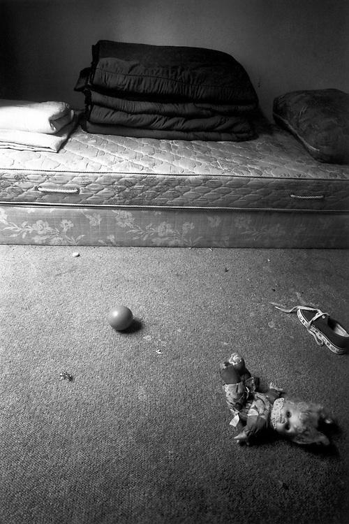 Paris, 1999. La chambre.