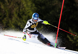 RAICH Benjamin of Austria competes during Men's Slalom - Pokal Vitranc 2014 of FIS Alpine Ski World Cup 2013/2014, on March 9, 2014 in Vitranc, Kranjska Gora, Slovenia. Photo by Matic Klansek Velej / Sportida