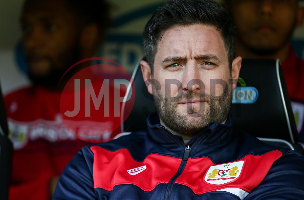 Bristol City Manager Lee Johnson - Mandatory by-line: Arron Gent/JMP - 23/02/2019 - FOOTBALL - Carrow Road - Norwich, England - Norwich City v Bristol City - Sky Bet Championship