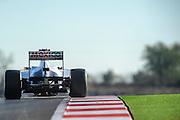 Nov 15-18, 2012: Sauber F1 .© Jamey Price/XPB.cc