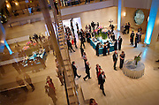 Attendees at the Frostiball Benefit for the Arts gala enter the venue at the Overture Center, Saturday, January 31, 2015.