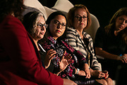 Senator Antoinette Sedillo Lopez, Senator Juli Gonzales, Senator Maria Elena Durazo, Senator Rebecca Rios