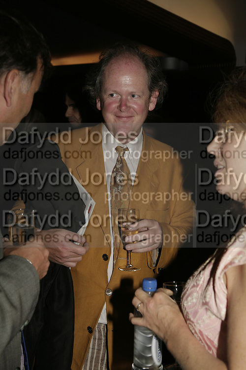 CRAIG BROWN, The John Betjeman Variety Show, sponsored by Shell, in aid of Sane. In the Presnece of the Prince of Wales and the Duchess of Cornwall. Prince of Wales theatre. London. 10 September 2006. ONE TIME USE ONLY - DO NOT ARCHIVE  © Copyright Photograph by Dafydd Jones 66 Stockwell Park Rd. London SW9 0DA Tel 020 7733 0108 www.dafjones.com