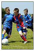 Basingstoke Colts FC Tournament. Sat 11-6-2005. Boys