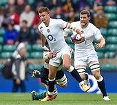 May 31, 2015-Rugby-England vs Barbarians