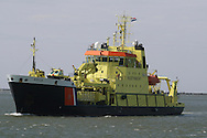coast guard in Holland