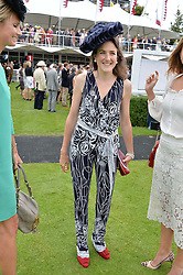 SASKIA PEILL at day 3 of the Qatar Glorious Goodwood Festival at Goodwood Racecourse, Chechester, West Sussex on 28th July 2016.