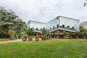 Serre tropicale du jardin des plantes de Lille // View of tropical garden house of Lille