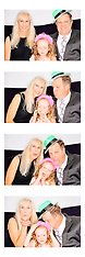 "Harmony and Andrew's ""Four Weddings"" Photo Booth"