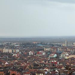20120114: SRB, Handball - Vrsac, host city of EHF EURO 2012