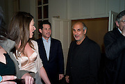 ALAN YENTOB, Vanity Fair, Baroness Helena Kennedy QC and Henry Porter launch ' The Convention on Modern Liberty'. The Foreign Press Association. Carlton House Terrace. London. 15 January 2009 *** Local Caption *** -DO NOT ARCHIVE-© Copyright Photograph by Dafydd Jones. 248 Clapham Rd. London SW9 0PZ. Tel 0207 820 0771. www.dafjones.com.<br /> ALAN YENTOB, Vanity Fair, Baroness Helena Kennedy QC and Henry Porter launch ' The Convention on Modern Liberty'. The Foreign Press Association. Carlton House Terrace. London. 15 January 2009