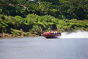 Sigatoka River Safari, jet boat trip, Viti Levu, Fiji
