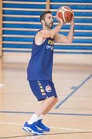 Juan Carlos Navarro during the Spain training session before EuroBasket 2017 in Madrid. August 02, 2017. (ALTERPHOTOS/Borja B.Hojas)