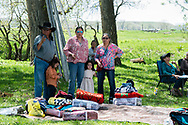 Lucy Real Bird, twin children, parents, Henry and Alma Real Bird, graduation celebration, give away, Crow Indian Reservation, Montana