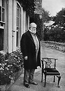 Robert Arthur Talbot Gascoyne CecilL, 3rd Marquis of Salisbury (1830-1903) British Conservative statesman. Prime Minister 1885, 1886, 1895-1902. Photograph published c1900.