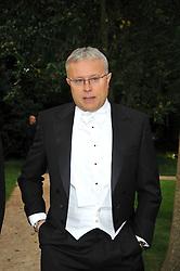ALEXANDER LEBEDEV at the Raisa Gorbachev Foundation fourth annual fundraising gala dinner held at Stud House, Hampton Court, Surrey on 6th June 2009.