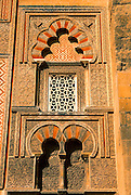 SPAIN, ANDALUSIA, CORDOBA 'La Mezquita' Great Mosque