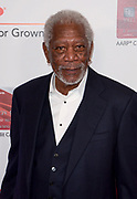 MORGAN FREEMAN arrives at the 16th Annual Movies for Grownups Awards at the Beverly Wilshire Hotel in Beverly Hills, California.