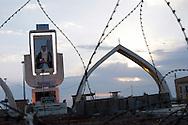 The Iraq-Jordanian border..27 April 2003..Photo © J.B. Russell