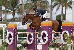 Barrios Pablo (VEN) - Sinatra<br /> Horseware GP CSI 2*<br /> Wellington 2012<br /> © Hippo Foto - Cealy Tetly