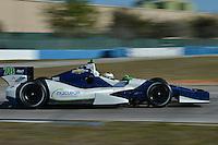 Simona de Silvestro, Sebring test, 2/19/2013