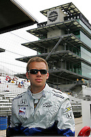 Ed Carpenter, Indianapolis 500, Indianapolis Motor Speedway, Indianapolis, IN USA, 5/28/2006