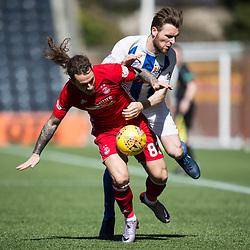 Kilmarnock v Aberdeen, Scottish Premiership, 21 April 2018