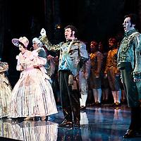 Teatro dell'Opera Nazionale Taras Shevchenko. Cenerentola di Giacomo Puccini. Aleksander Boyko, Svetlana Godlevskaya