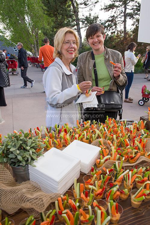vegetables plant sale preview party