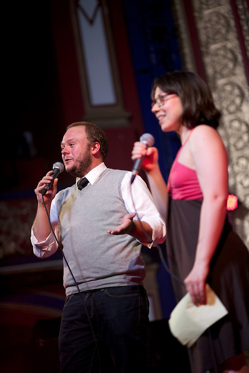 Montreal-based theatre production company Beyond The Mountain holds a fundraiser variety show at the Rialto Theatre on July 5th, 2011