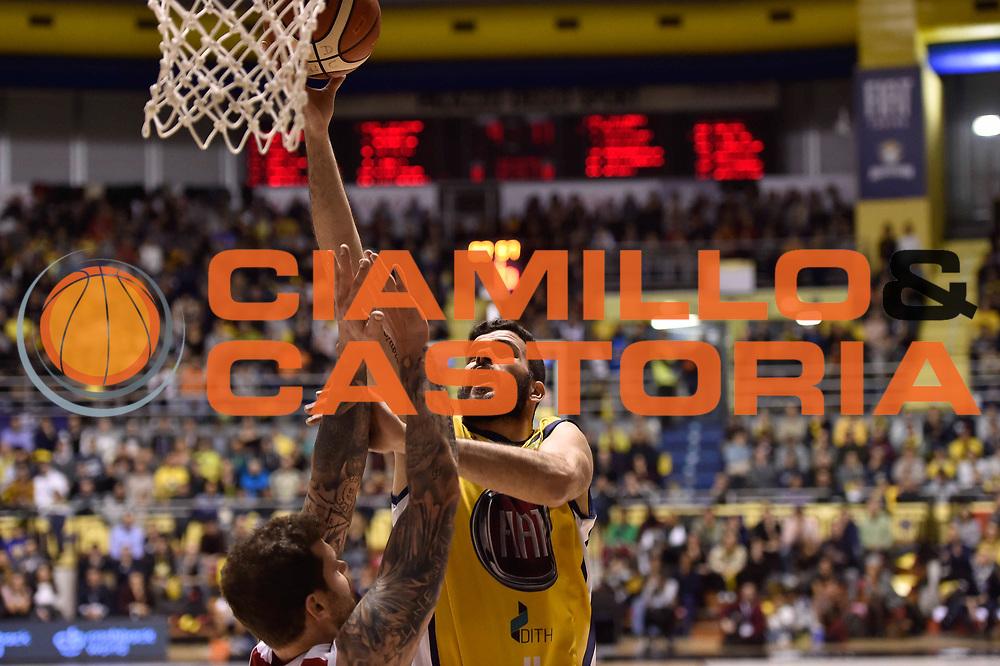 Iannuzzi Antonio<br /> FIAT Torino - EA7 Emporio Armani Milano<br /> Lega Basket Serie A 2017-2018<br /> Torino 10/12/2017<br /> Foto M.Matta/Ciamillo & Castoria