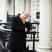 UK. London. Ivan Fisher. Hungarian classical composer.