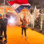NLD/Amsterdam/20180226 - Thuiskomst TeamNL, Ireen Wust