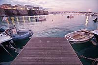 Otranto vista dal porto