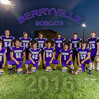 2016 Berryville Sr. Football Team & Indivi.