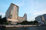 Chao Phraya River, The Oriental Hotel.