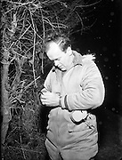 Gold Mine - Gold Found at Co. Monaghan  01/02/1957