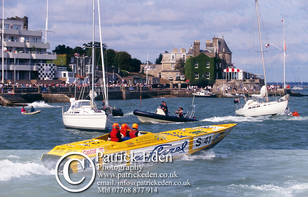 Sport, Power Boat, Isle of Wight, England, UK photography photograph canvas canvases