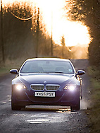 28/11/2005. .BMW M6 for Motors...     Pic: Andy Barr...07974 923919  (mobile).andy_snap@mac.com.