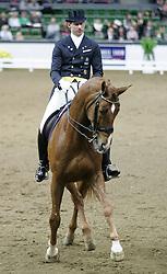 Kittel Patrick (SWE) - Scandic<br /> FEI World Cup Dressage - Grand Prix<br /> Gˆteborg 2010<br /> © Hippo Foto - Lotta Gyllensten
