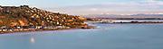 Panoramic view of Sumner, Christchurch