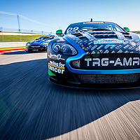 TRG-Aston Martin Racing At Iconic American Tracks