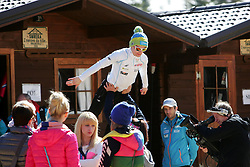 20.03.2014, Planica, Ratece, SLO, FIS Weltcup Ski Sprung, Planica, Qualifikation, im Bild JAN ZIOBRO ( MITACJA ) // JAN ZIOBRO ( MITACJA ) during the qualifikation of the mens individual large Hill of the FIS Ski jumping Worldcup Cup finals at Planica in Ratece, Slovenia on 2014/03/20. EXPA Pictures © 2014, PhotoCredit: EXPA/ Newspix/ Katarzyna Woloszczak<br /> <br /> *****ATTENTION - for AUT, SLO, CRO, SRB, BIH, MAZ, TUR, SUI, SWE only*****