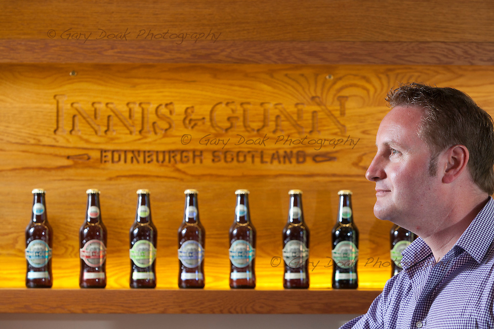 Dougal Gunn Sharp, The Innis & Gunn Brewing Company Ltd. Edinburgh
